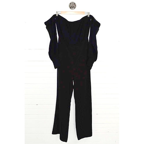 Misha Collection Strapless Jumpsuit #143-67