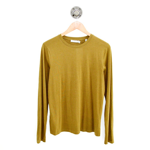 Vince. Cashmere & Cotton L/S T-Shirt #187-61