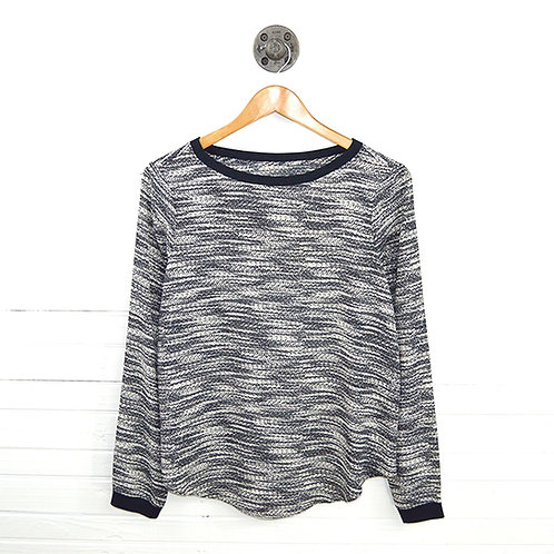 Lou & Grey Print Blouse #123-3029