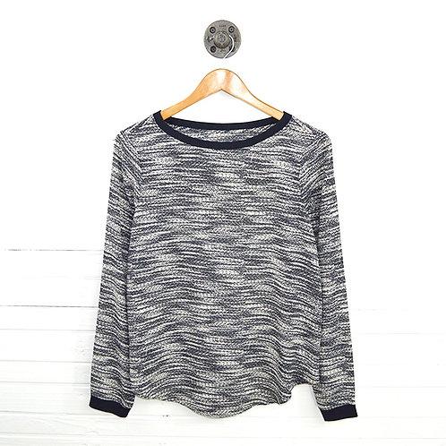 Lou & Grey Print Blouse #123-3029
