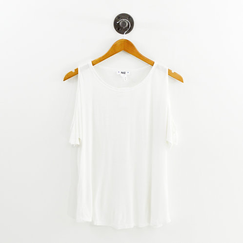 Paige Cold Shoulder T-Shirt #193-2