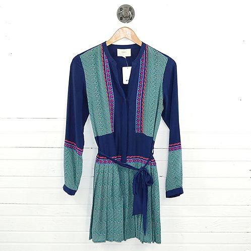 Madison Marcus Silk Print Dress #185-34