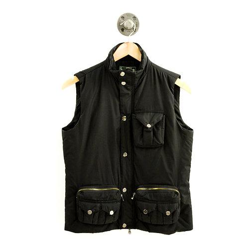 Ralph Lauren Active Cargo Pocket Vest #197-7