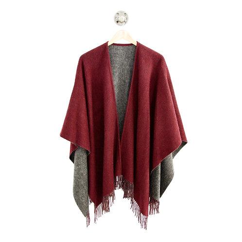 Rag & Bone Wool Poncho #126-142