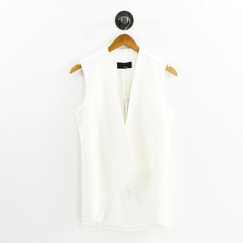 Blaque Label Long Line Vest #192-78