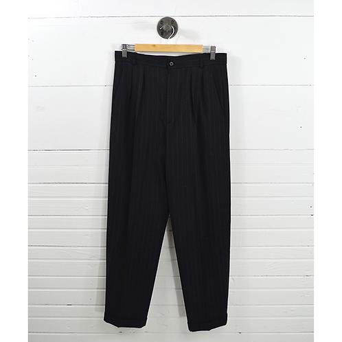 Yves Saint Laurent Pinstriped Trouser #170-143