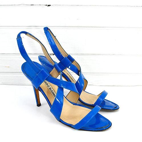 Manolo Blahnik Strappy Sandal #147-53