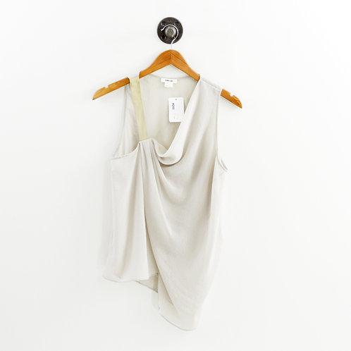 Helmut Lang Leather Strap Blouse #200-1928