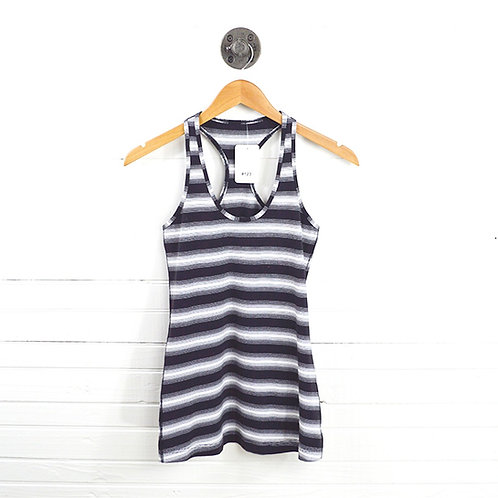 Lululemon Stripe Racer Back Tank Top #123-41