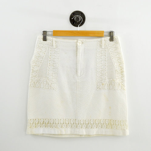 Missoni Eyelet Mini Skirt #189-8