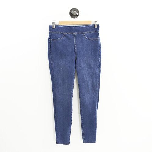 Madewell Pull On Skinny Jeans #196-17