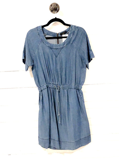 J.Crew Drawstring Dress w/ Pockets #123-1314