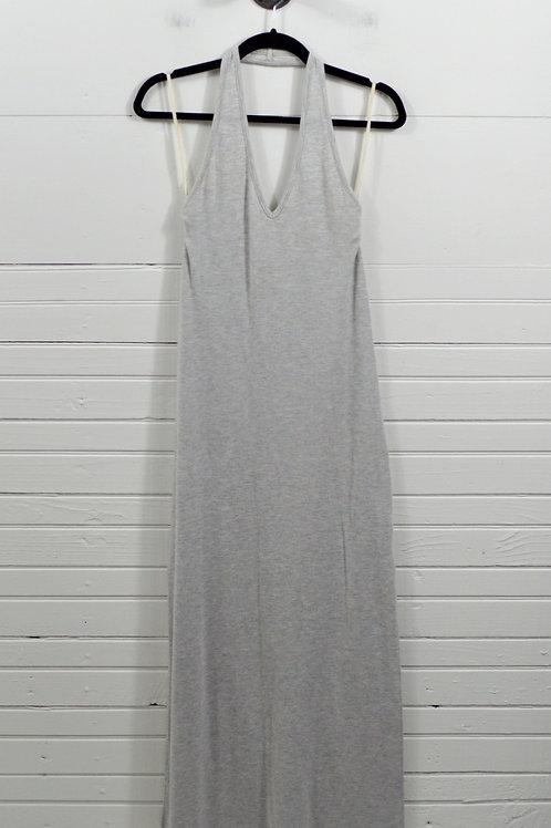 Staurday/SUnday Knit Halter Top Maxi Dress #186-1787