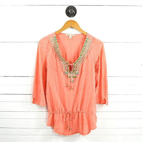 Banana Republic Embellished Top #180-1486