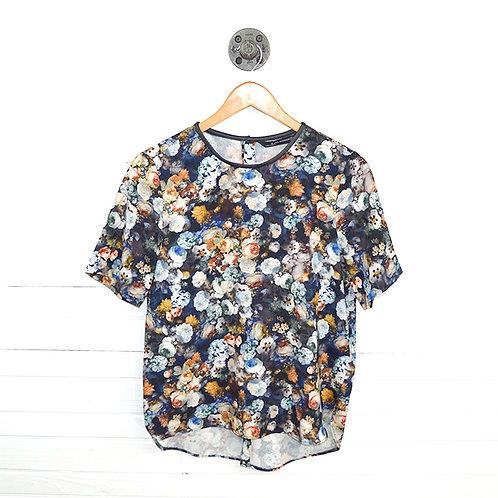 Zara Floral Top #123-1111