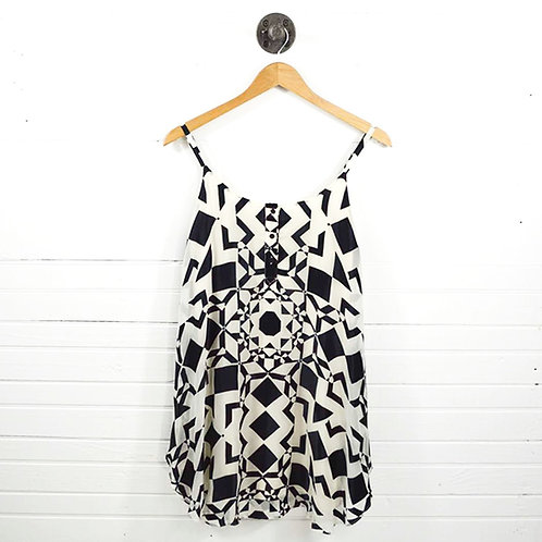 Alice + Olivia Silk Swing Dress #186-61