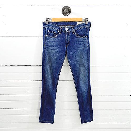 Rag & Bone 'Stratham' Skinny Jeans #127-7