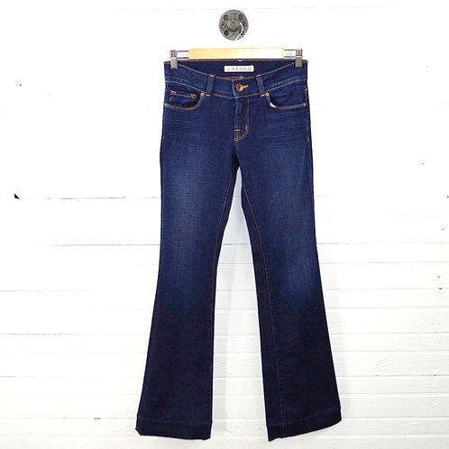J Brand 'Heart Breaker' Wide Leg Jeans #138-3