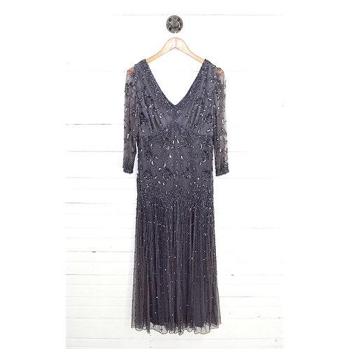 Pisarro Nights Beaded Evening Gown #190-10