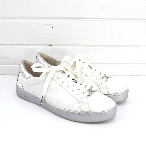 Michael Kors Metallic Sneakers #106-86
