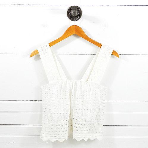 A.L.C Knit Crop Top #127-19
