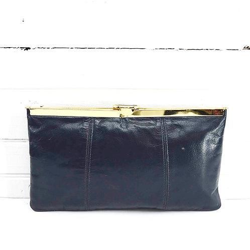 Etra Leather Clutch Bag #173-1661
