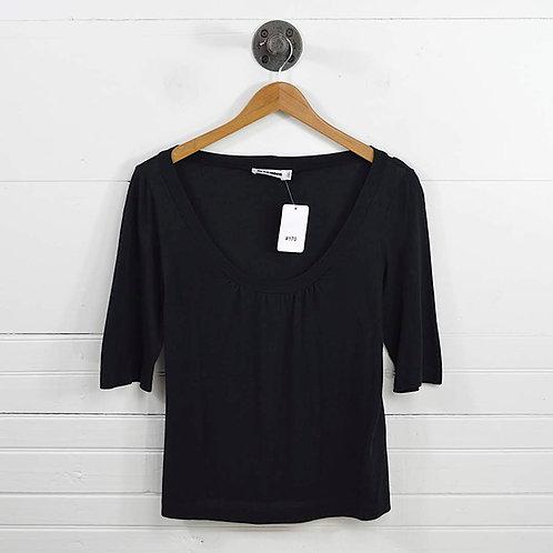 Jil Sander Cashmere T-Shirt #170-448