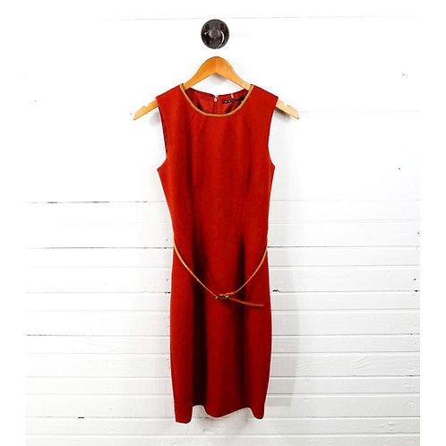 Elie Tahara Belted Waist Dress #138-17