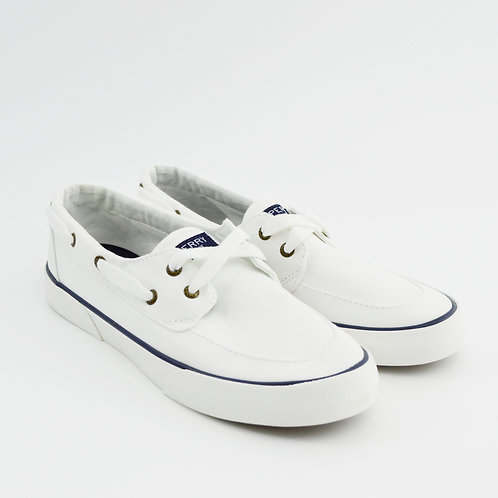 Sperry Pier Boat White Top-Sider #135-3069