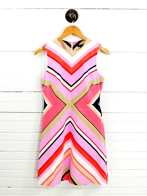 Maggy London Striped Dress #137-1665