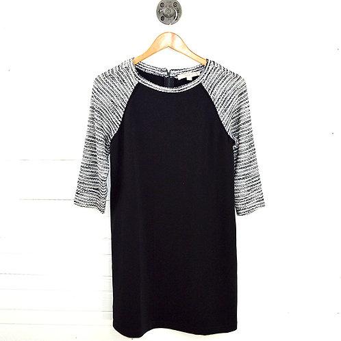 Loft Mixed Media Dress #123-3035