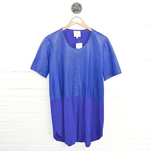 Mason Leather Dress #131-47