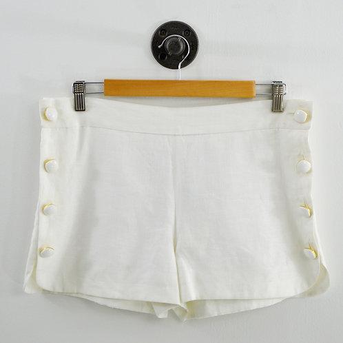 Leona Linen Shorts #135-115