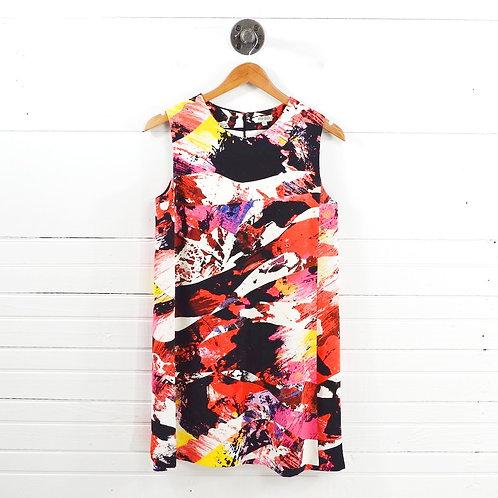 Kenzo Print Shift Dress #126-84