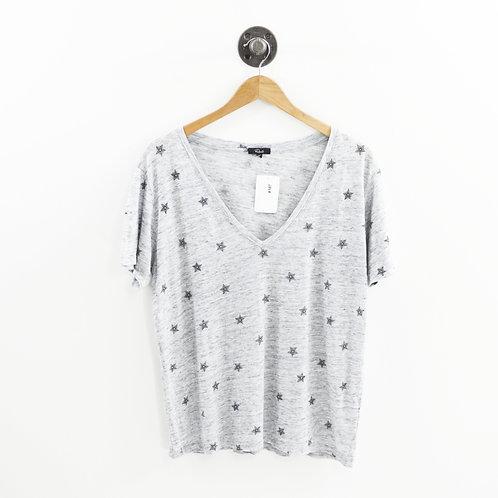 Rails Star Print T-Shirt #187-84