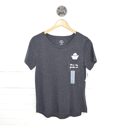 Old Navy 'Where My Ghouls at'T-Shirt #123-1037