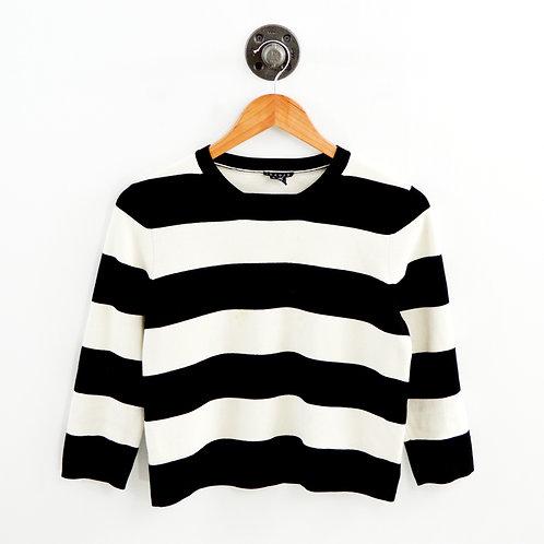 Theory Harmona S Prosecco Knit Pullover #127-100