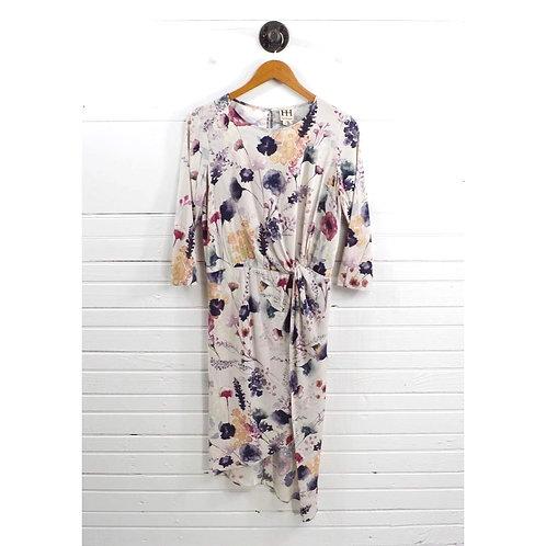 Haute Hippe Floral Dress #185-64