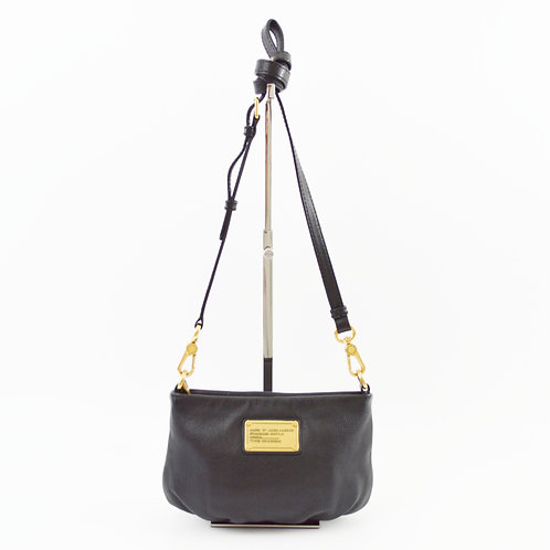 Marc by Marc Jacobs Leather Crossbody Bag #123-369