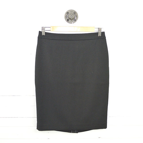 Ann Taylor Textured Pencil Skirt #123-3069