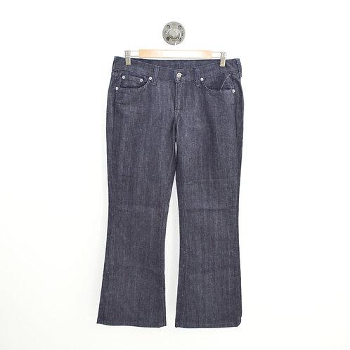 Lucky Brand Zoe Wide Leg Jean #172-7