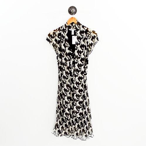 Diane von Furstenberg Silk Dress #135-153