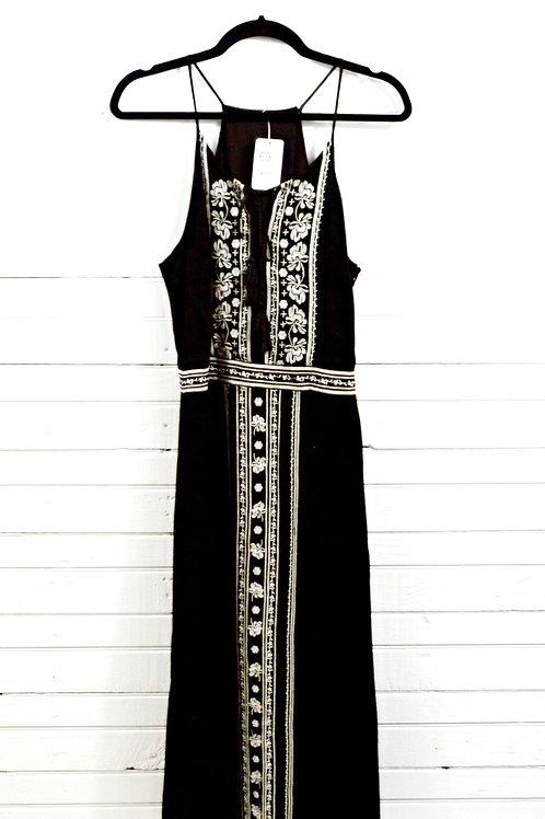 Embroiderd Maxi Dress #151-1791
