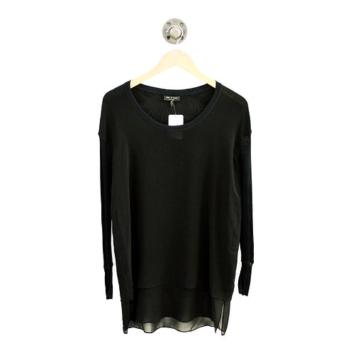Rag & Bone Sheer L/S Top #135-132
