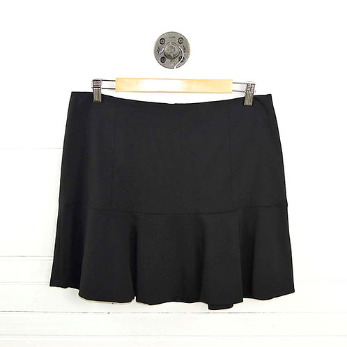 Theory Wool Mini Skirt #131-41