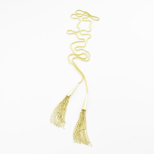 Kendra Scott Tassel Necklace #194-6