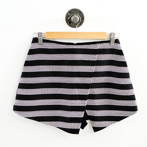Blaque Label Striped Skort #192-56