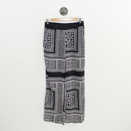 Full Tilt Sheer Print Pant #124-3053