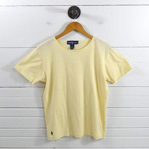 Ralph Lauren Cotton T-Shirt #170-461