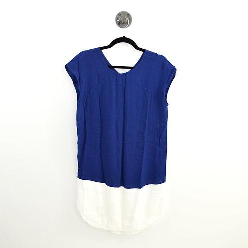 Madewell Color- Block Shift Dress #123-1221